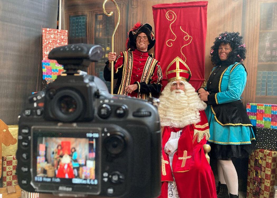 Sinterklaas brengt dit jaar online thuisbezoek vanuit 'home of video'
